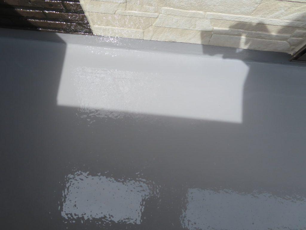 ウレタン塗装施工